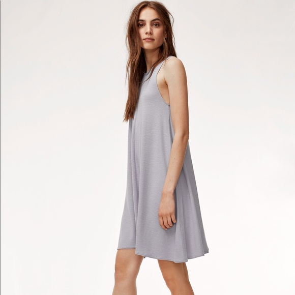Aritzia Dresses & Skirts - Aritzia Wilfred Free 'Rosa' Knit Sleeveless Dress